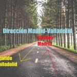 diferencia entre direccion y sentido