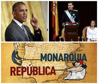 diferencia entre republica y monarquia