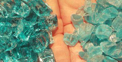 Diferencia entre cristal y vidrio