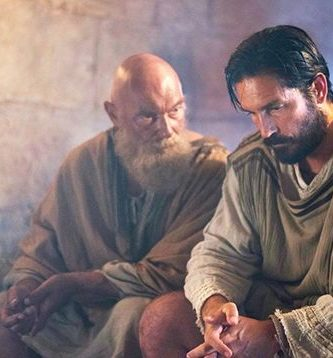 apostol y discipulo