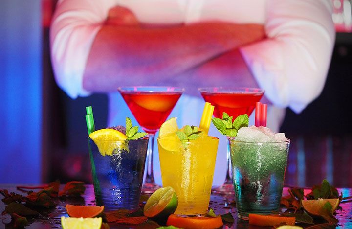 bartender y barman