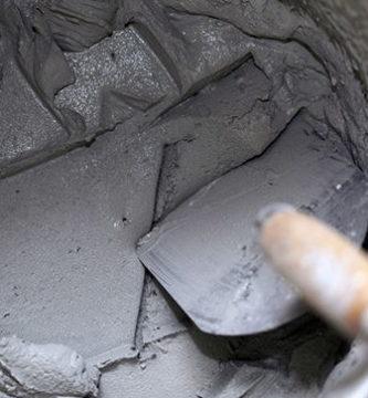 mortero y cemento