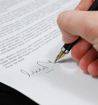 firma y rubrica